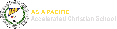Asia Pacific Accelerated Christian School
